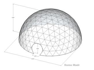 Plano de la cúpula