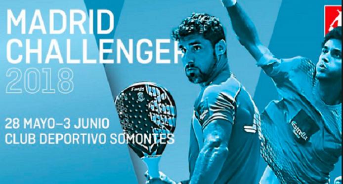 world padel tour somontes challenger video promocional